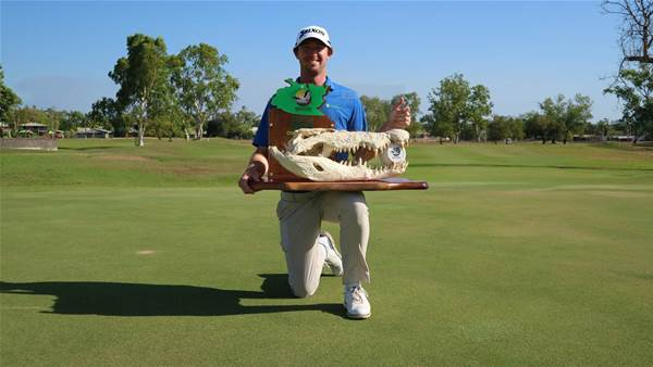 Veteran Brett Rankin runaway winner at NT PGA