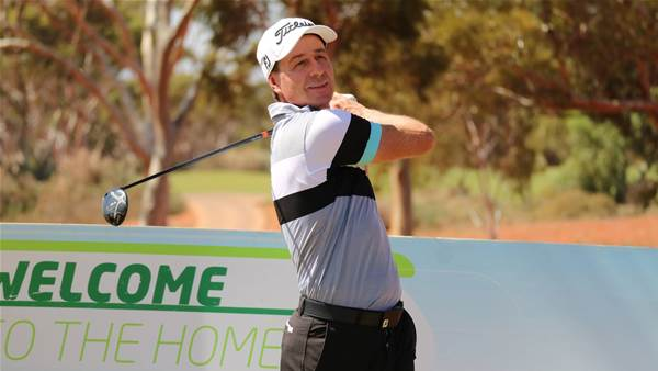 Rumford & Becker set hot pace at WA PGA