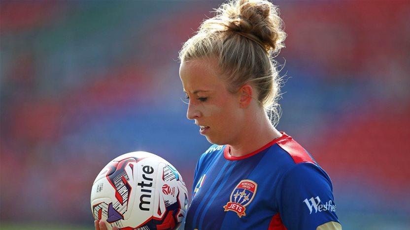 Brewer eyeing Matildas return