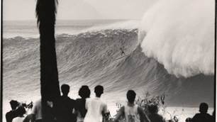 Waves That Mattered:  Brock Little, Waimea Bay, Eddie Invitational, 1990