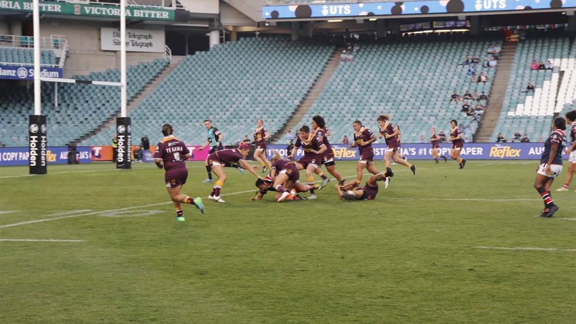 NRLW grand finalists are creating history