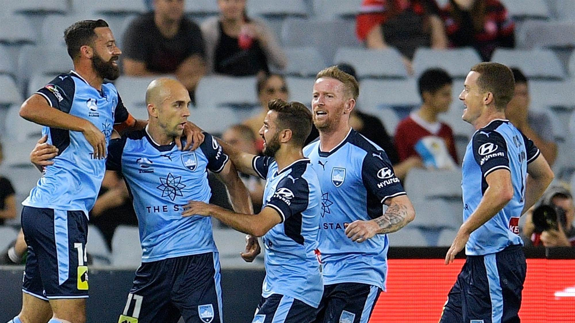 Sydney FC: Win over City will send a message