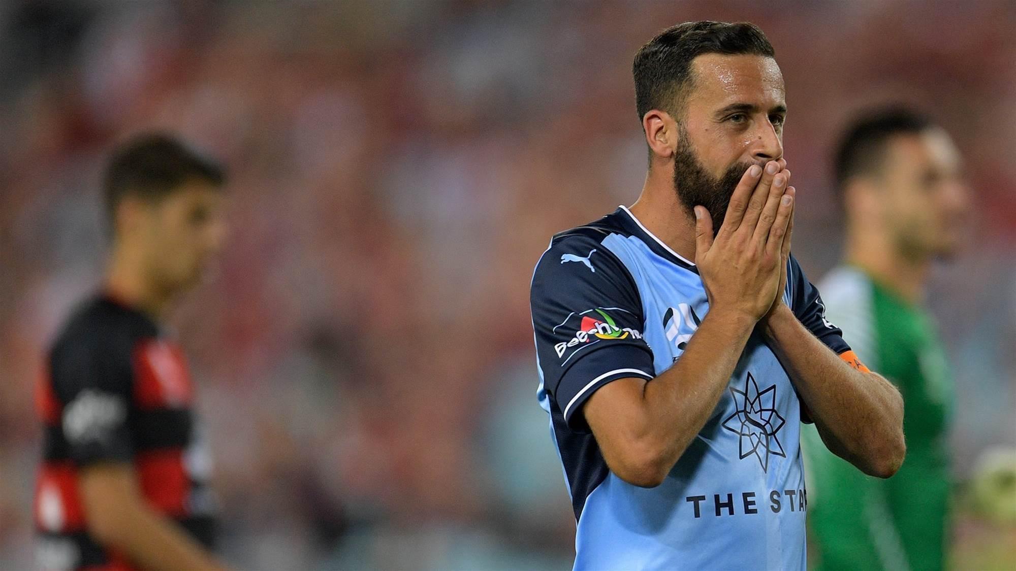 Brosque: FFA has let the A-League down