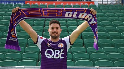 Not news, but official: Bruno signs for Glory