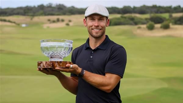 Macpherson roars home to claim Moonah Links PGA Classic