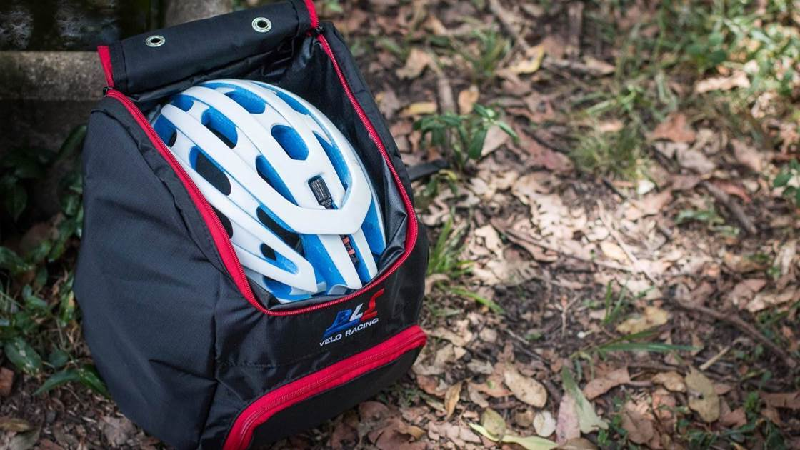 TESTED: BLS VeloRacing Backpack