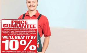 Bunnings boss slams suggestions tech could kill lowest price guarantee