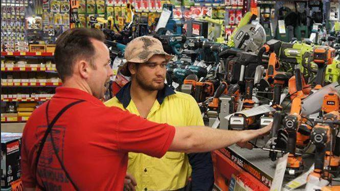 Bunnings exposed staff performance database