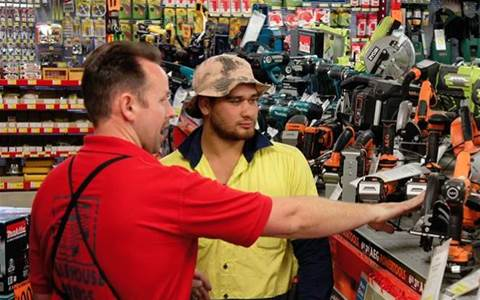 Bunnings floors it on digital store rollout