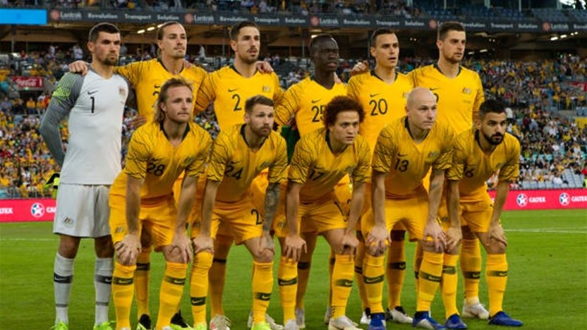 Socceroos 'want to play in front of their family and friends'