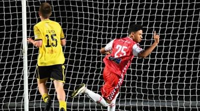 Tim Cahill's nephew scores wonder goal in FFA Cup