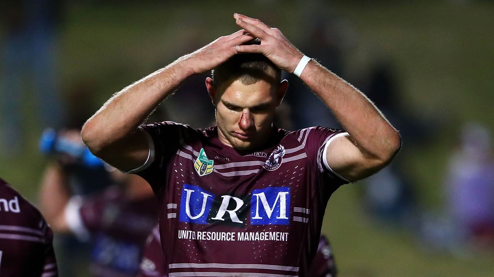 Manly thumped for salary cap rort
