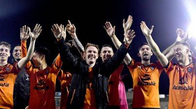 A-League Premiers 'learnt a lot today' from Roar