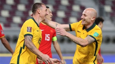 Socceroos rise in FIFA rankings