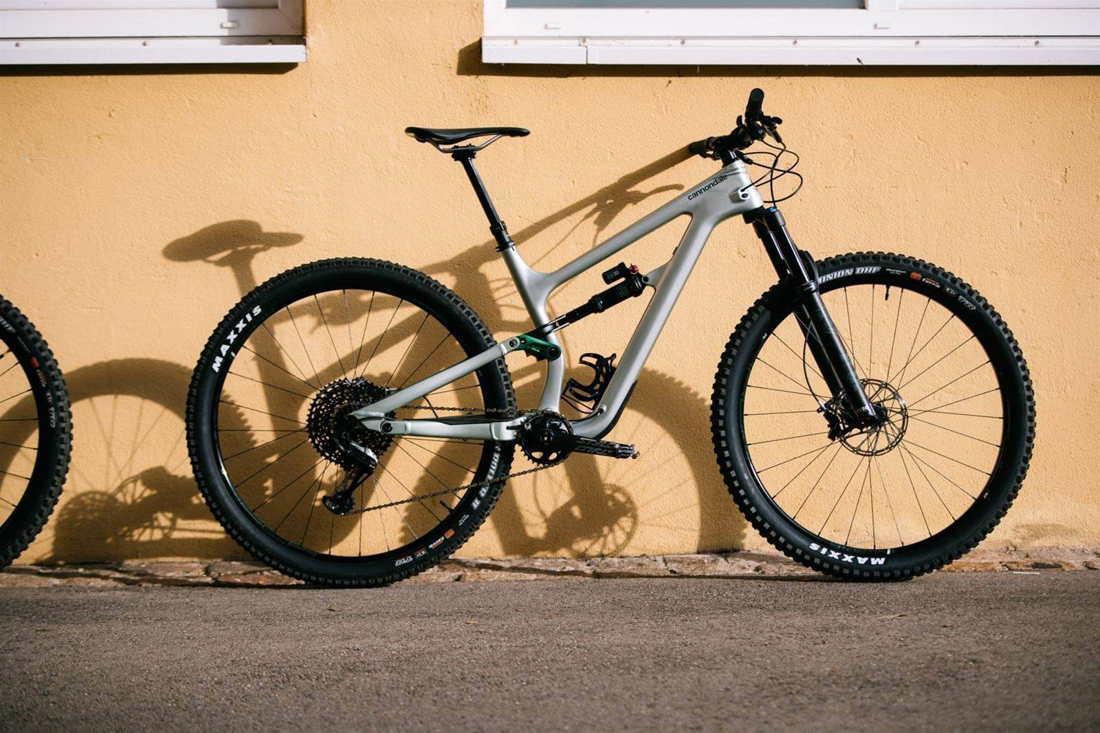 The Cannondale Habit reinvents the trail bike