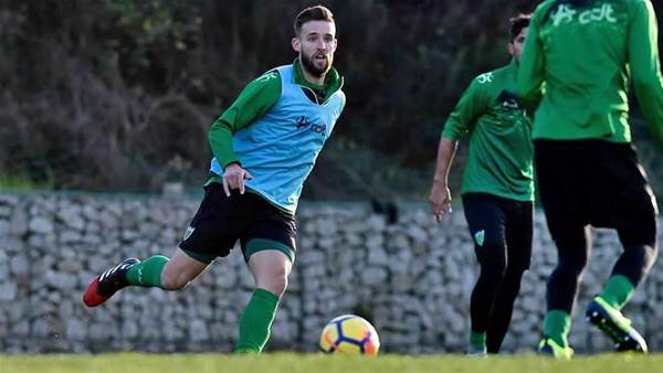 Nick Ansell: I never thought I'd be playing in Portugal
