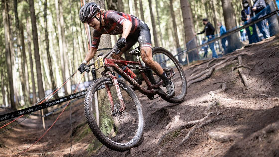 Specialized roll out fresh MTB tyres