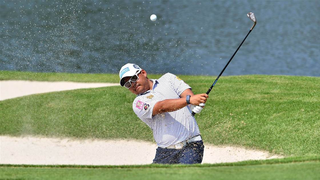 Thailand Open: Panuphol ready for title defence