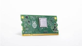 New Raspberry Pi compute module debuts