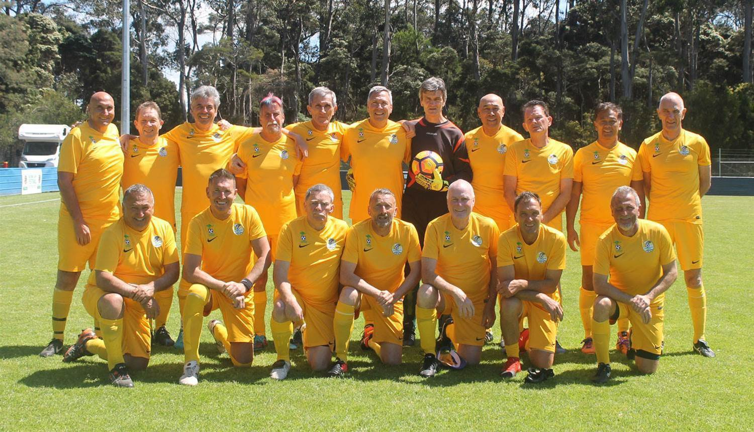 Canberra Old Boys - masters of football