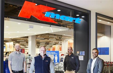 Kmart taps Cohesio Group to deploy Android Voice