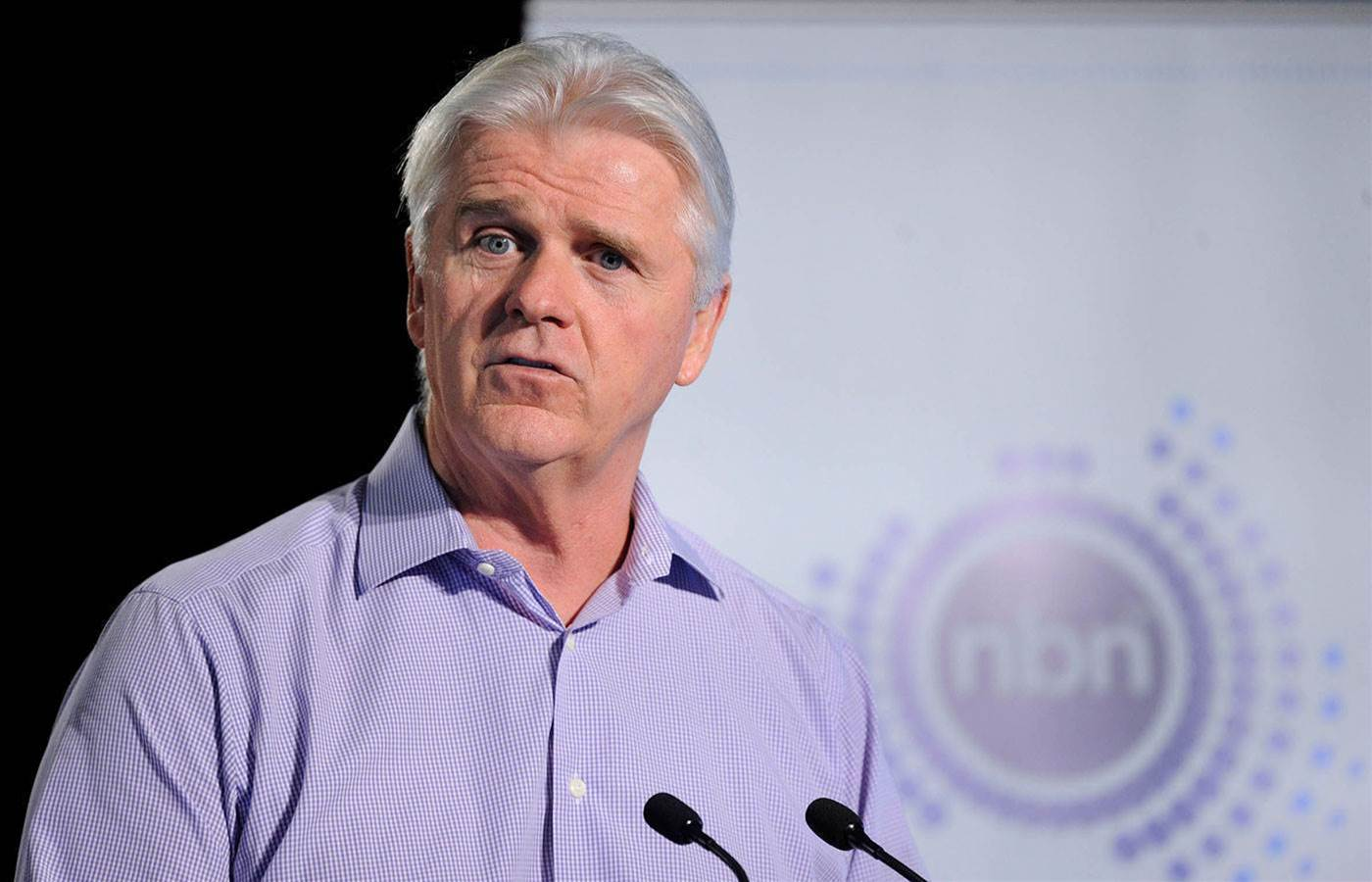 NBN Co chief executive Bill Morrow to exit this year