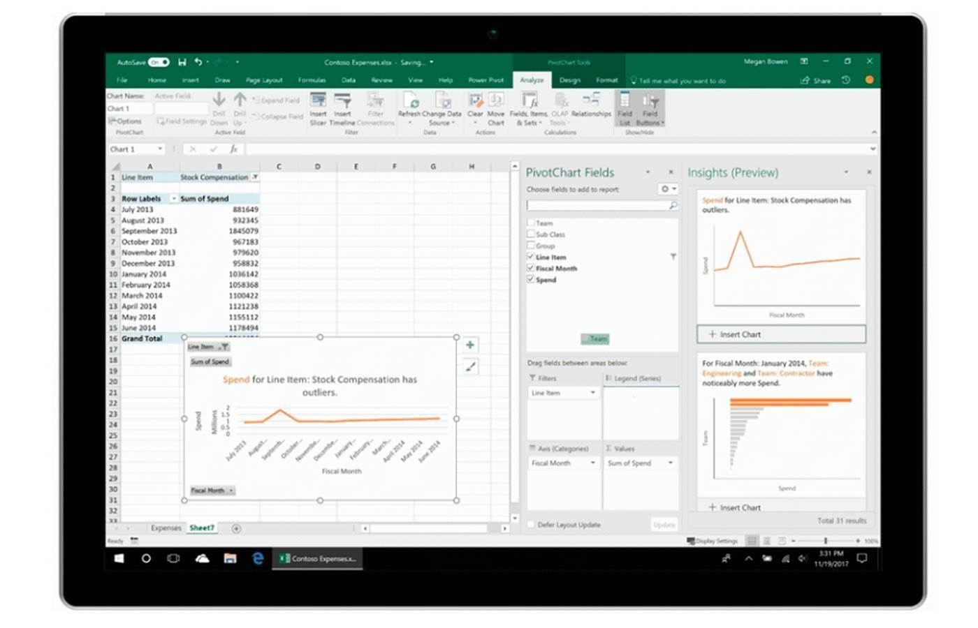Microsoft bakes more AI into Office 365