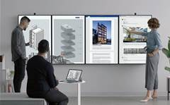 Microsoft previews Surface Hub 2, reveals channel plans