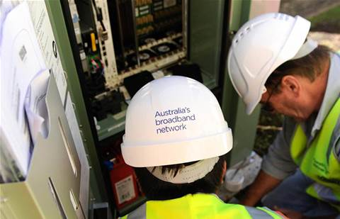 NBN speeds from iiNet, Optus, Telstra and TPG improving but still held back by FTTN: ACCC