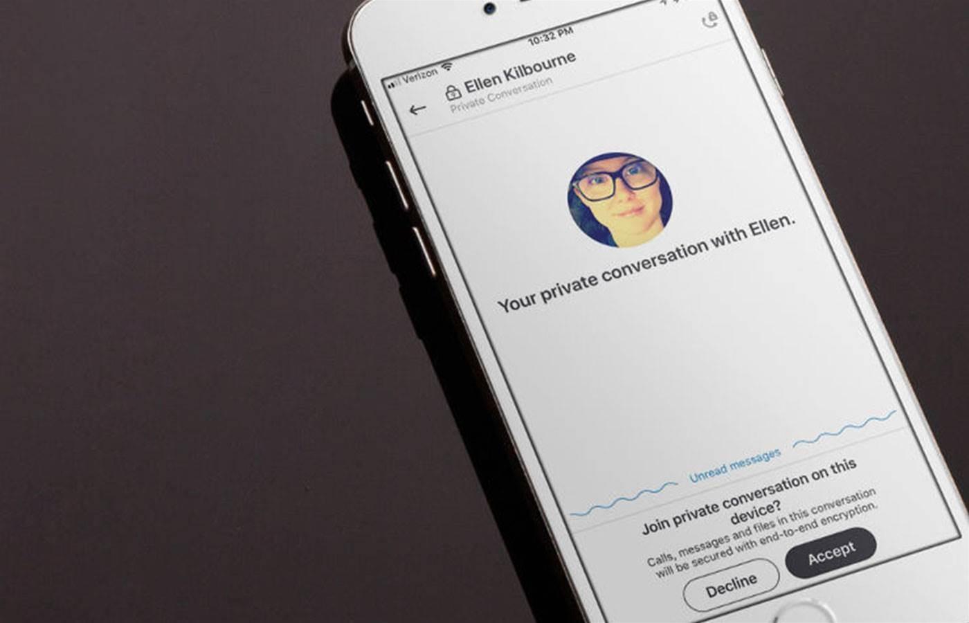 Microsoft encrypts Skype messages through Signal