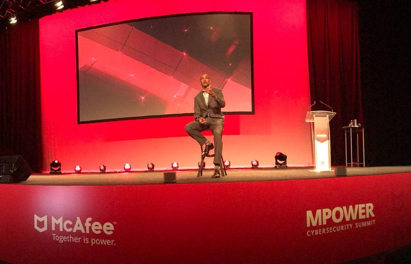 McAfee names Dimension Data as its top Australian partner
