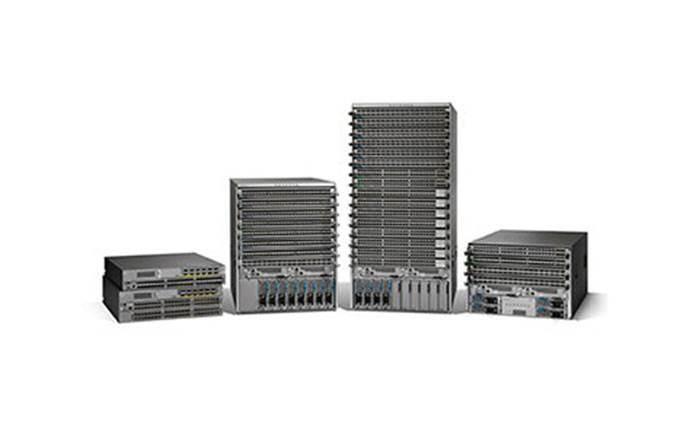 Cisco revenue up thanks to bumper sales of Catalyst 9000