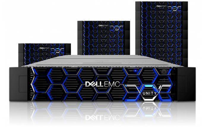 Dell EMC storage sales slump despite market assault