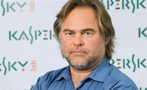 Kaspersky says he would leave if Russia asked him to spy