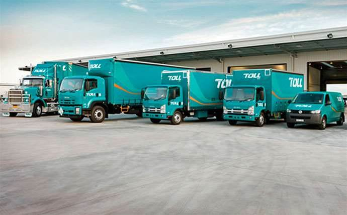 Toll Group's corporate data stolen by attackers