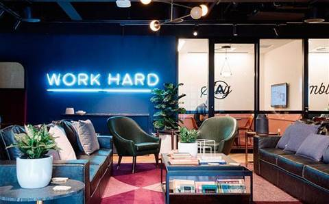 Thomas Duryea Logicalis decamps to WeWork Sydney amid Sydney real estate shortage