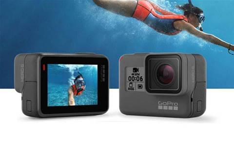 GoPro lowers sales view, to cut over 250 jobs after weak demand