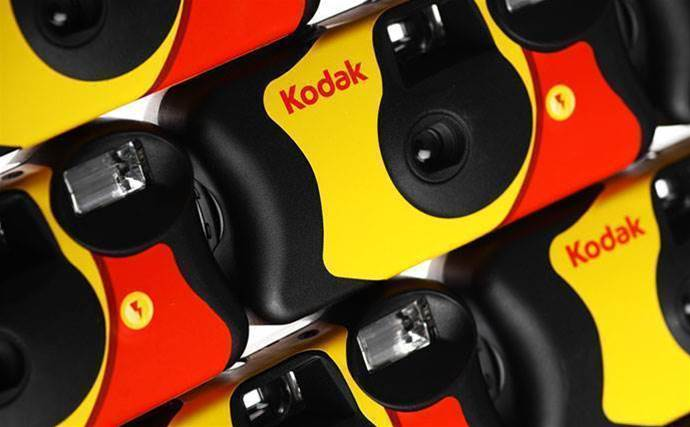 Eastman Kodak stock surges 40% as it unveils cryptocurrency for photographers