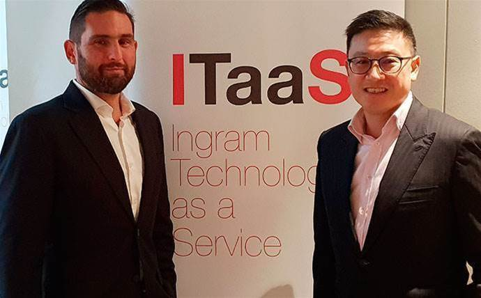 Ingram lets Aussie resellers sell any hardware on monthly bill