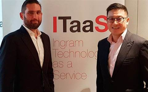 Ingram Micro lets Australian resellers sell any hardware on monthly bill