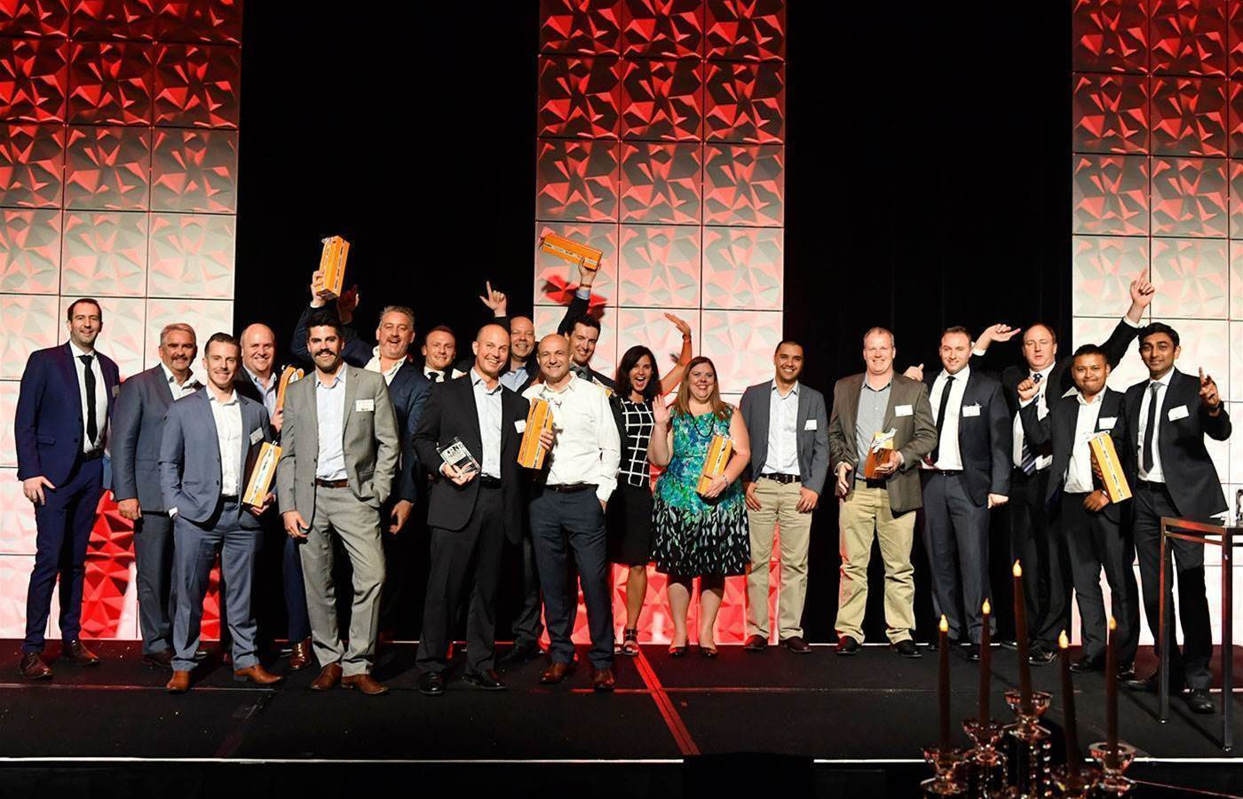 Barhead Solutions, Adactin, CMD top 2018 CRN Fast50