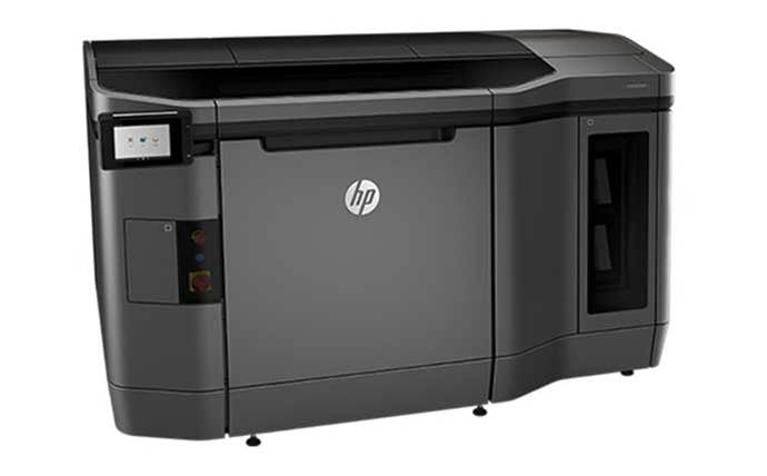 HP unveils four new 3D printers