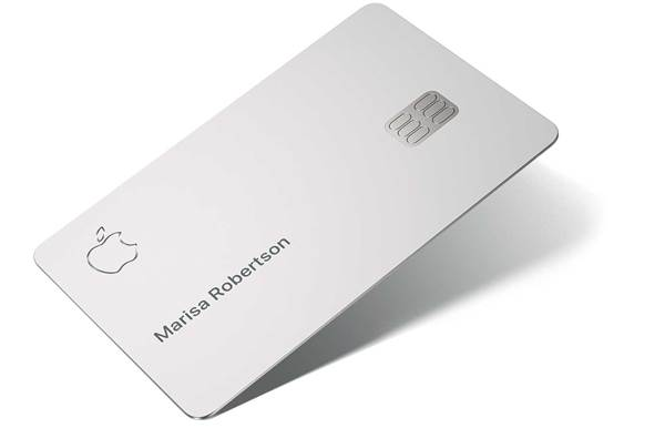A look at Apple's new credit card