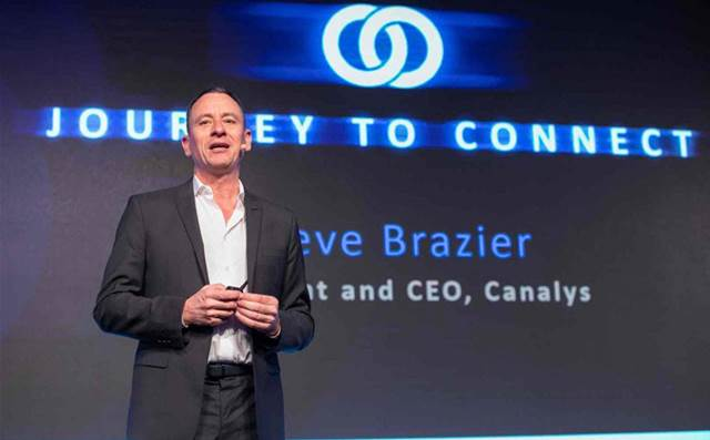 The channel is on fire (in a good way) says Canalys