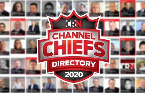 Call for entries: 2020 CRN Channel Chiefs submissions are open!