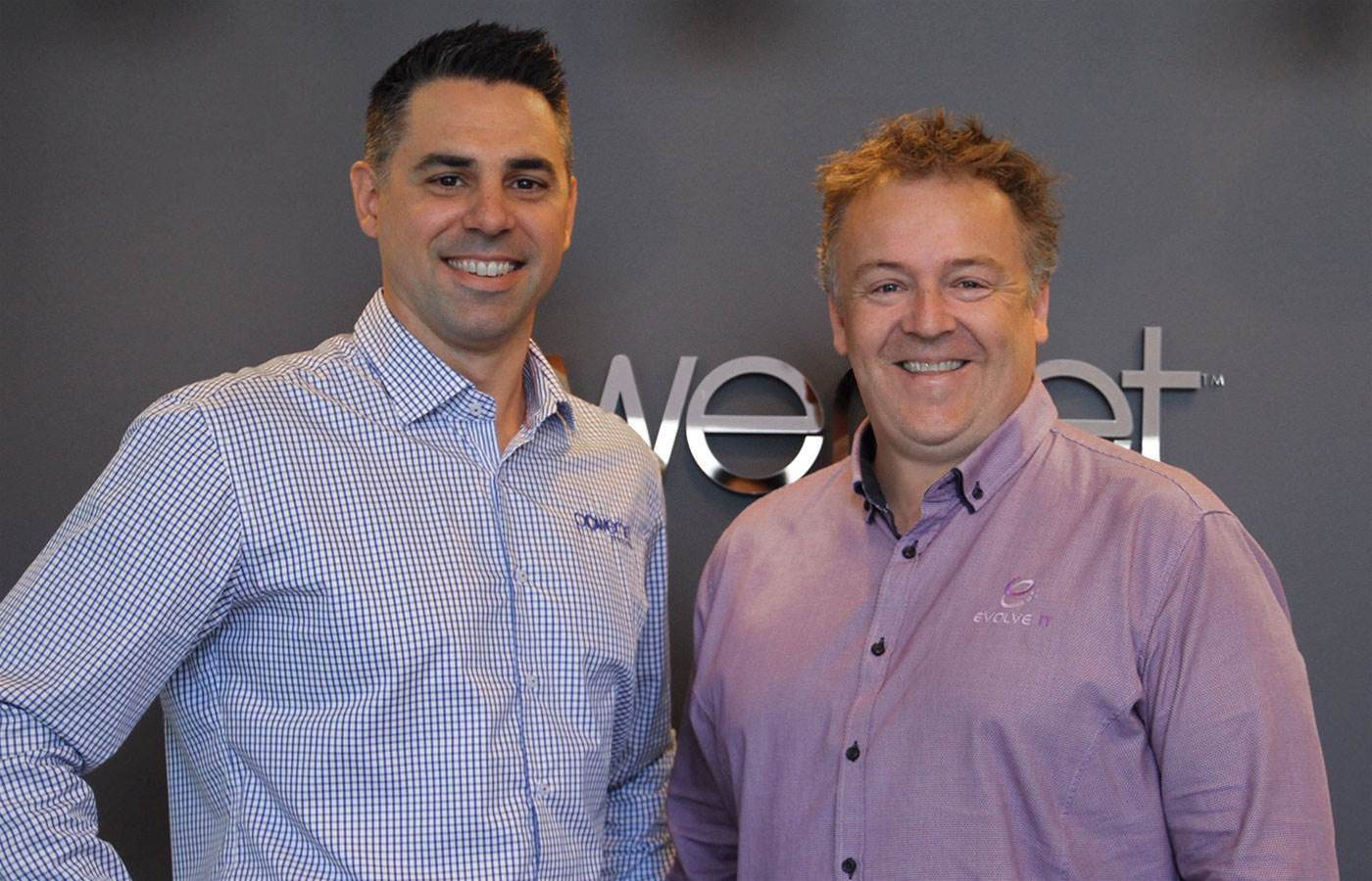 Powernet and Evolve IT aim high with merger