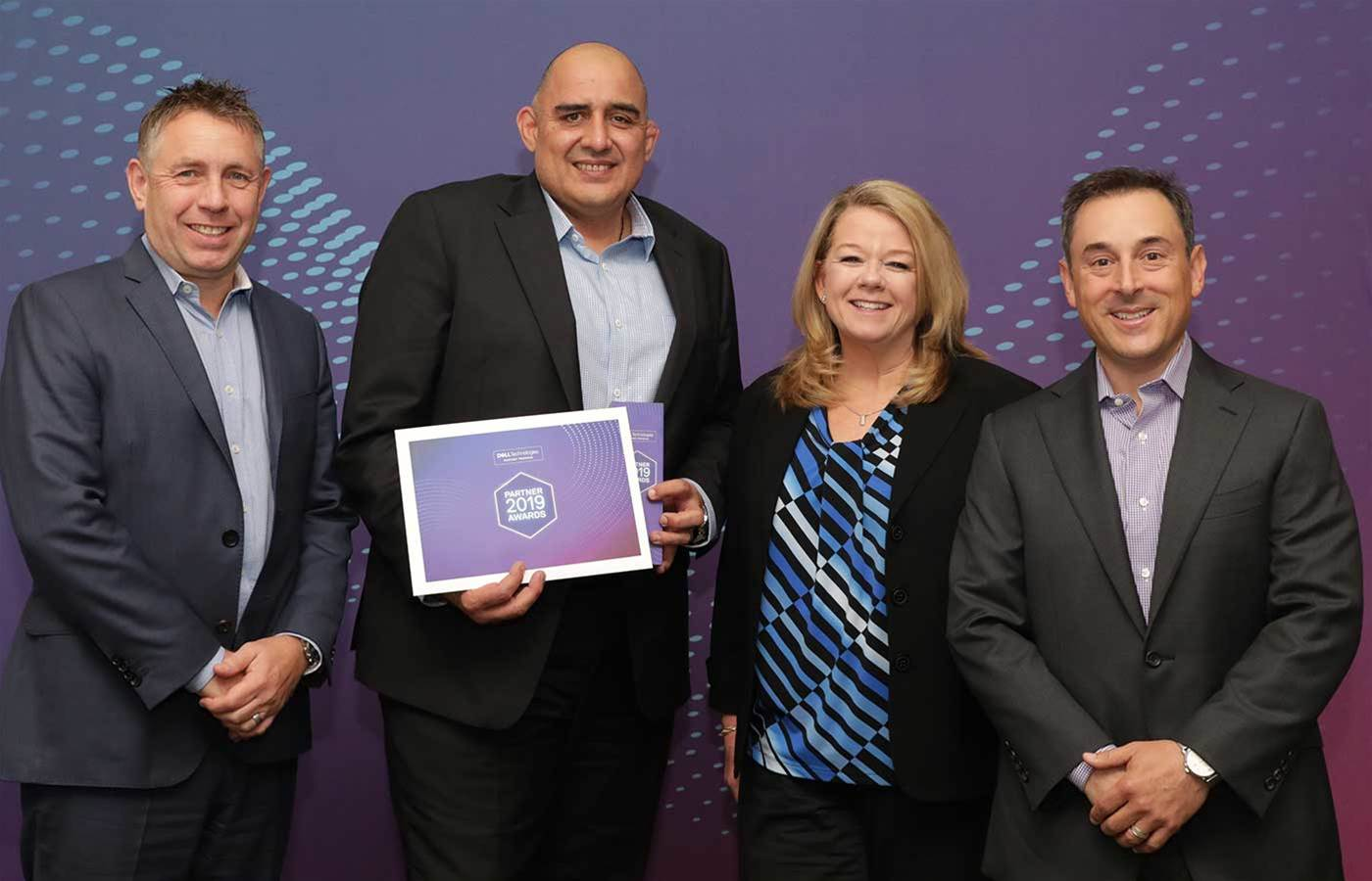Datacom snags global Dell award