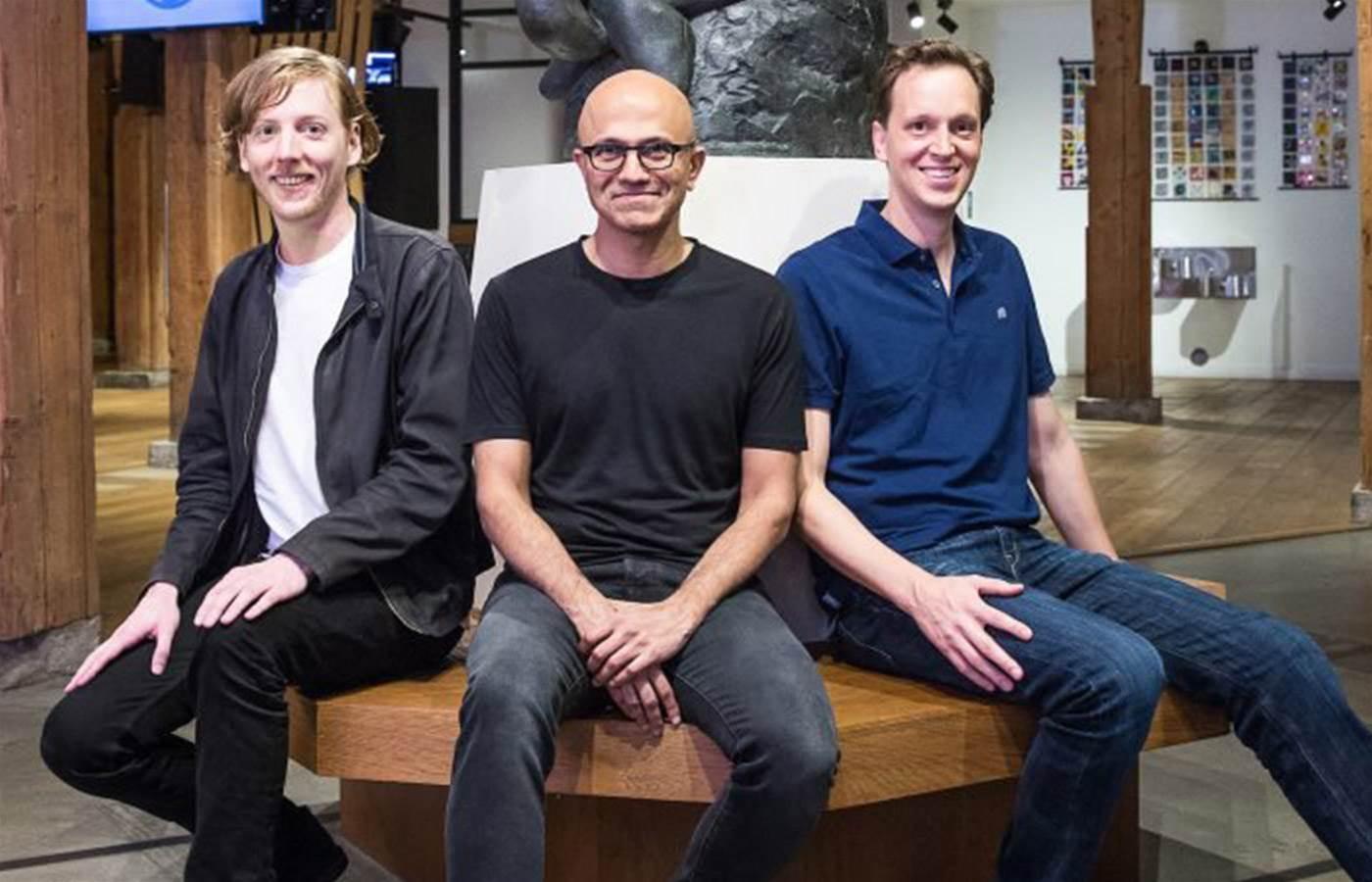 Google bid against Microsoft for GitHub: report