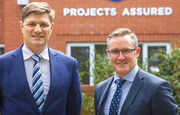 A firm focus on Canberra clients drives Projects Assured to No.5 in the 2017 CRN Fast50