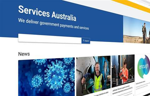 NTT, Forward IT win millions in Services Australia IT contracts